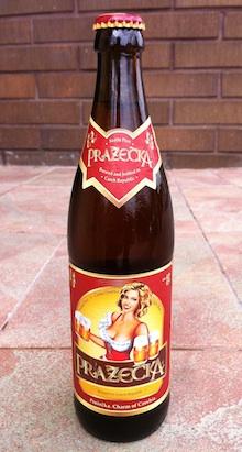 Как производится и употребляется пиво Пражечка 141